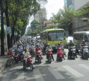 vietnam motor bikes