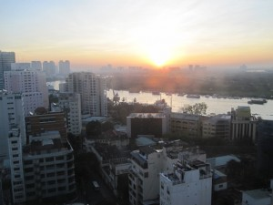 saigon sunrise